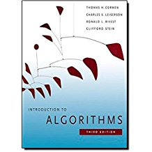 Book Cover: Introduction to Algorithms