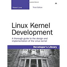 Book Cover: Linux Kernel Development