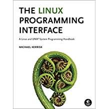 Book Cover: The Linux Programming Interface