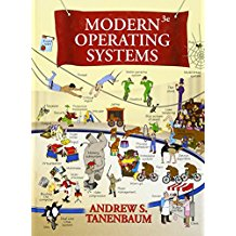 Book Cover: Modern Operating Systems