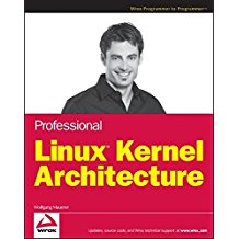 Book Cover: Professional Linux Kernel Architecture