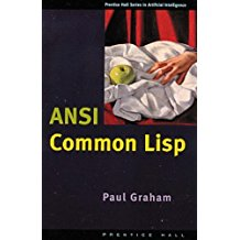 Book Cover: ANSI Common LISP