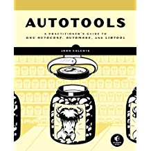 Book Cover: Autotools