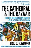 Book Cover: The Cathedral & the Bazaar