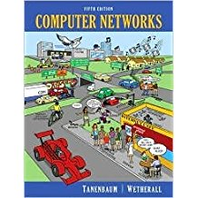 Book Cover: Computer Networks
