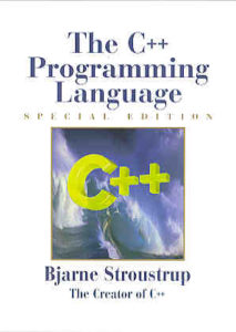 Book Cover: The C++ Programming Language