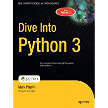 Book Cover: Dive into Python 3