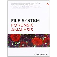 Book Cover: File System Forensic Analysis