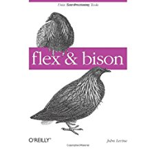 Book Cover: flex & bison