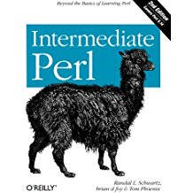 Book Cover: Intermediate Perl